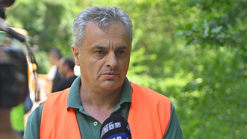 Pavić: Velika ulaganja iz gradskog budžeta u rekonstrukciju vodovodne mreže
