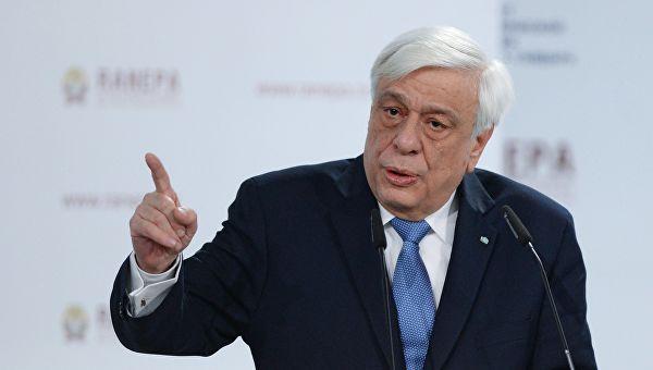 Pavlopulos saopštio Merkelovoj da bi Grčka mogla tražiti odštetu zbog nacističke okupacije