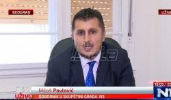 Pavlović: Vlast prodaje SC za 274 evra po kvadratu, da li bi Vesić tako prodao svoju imovinu
