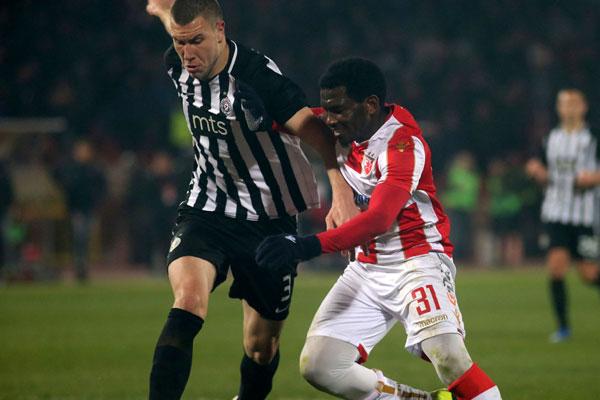 Pavlović posle transfer sage (koja još traje): Ne razmišljam više o tome, 100 posto sam posvećen Partizanu