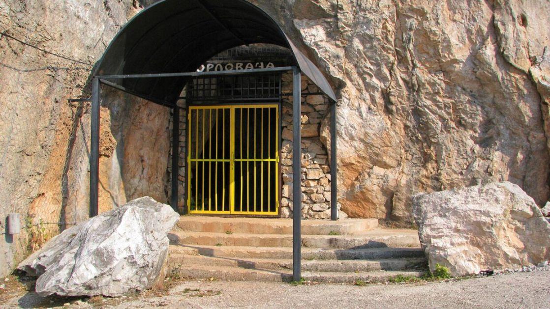Pećina Orlovača od četvrtka otvorena za turiste