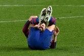 Peh za Barselonu, junak Pike se povredio