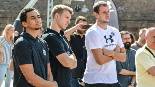 Pejdž: Partizan izgleda jako dobro, pobede uzbuđuju
