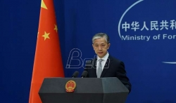 Peking ponovio da je Hongkong unutrašnje pitanje Kine