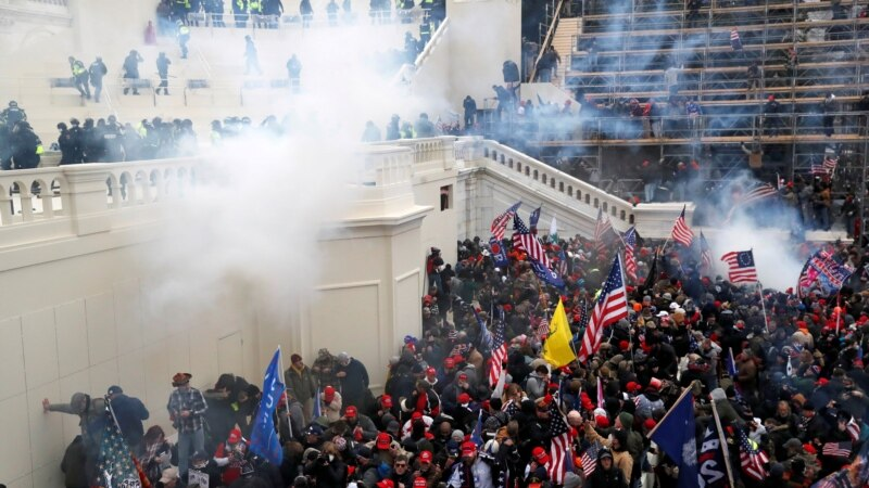 Pelosi najavila formiranje odbora za istragu napada na Kapitol
