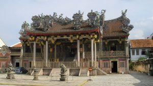 Penang, Malezija: Ostrvo i hram zmija