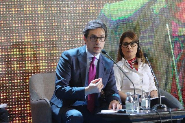 Pendarovski: Da nisam predsednik, i sam bih se odselio iz svoje zemlje