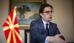 Pendarovski: Makron rekao da odluke o pregovorima sa EU može biti u maju