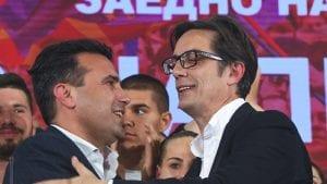 Pendarovski i Zaev dogovrili konkretnu i suštisku saradnju za napredak države