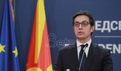 Pendarovski očekuje da dijalog Beograda i Prištine dobije novu dinamiku