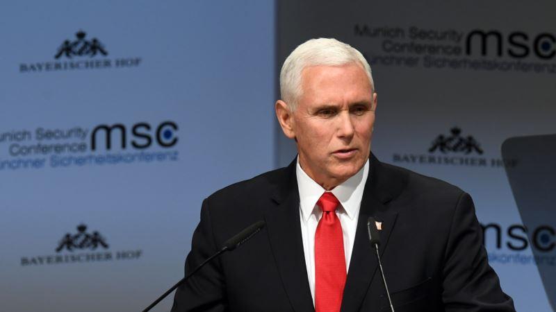 Pens u Minhenu pozvao Evropu da napusti nuklearni sporazum sa Iranom