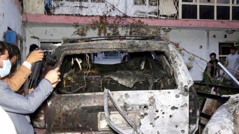 Pentagon: Ubistvo deset civila u Kabulu tragična greška