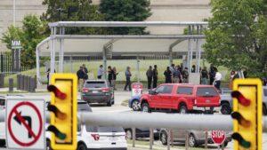 Pucnjava u blizini Pentagona, ubijen napadač