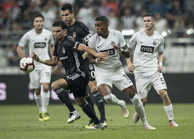 Pepe će se rado sećati Partizana, oproštaj crno-belih od Evrope! (video)
