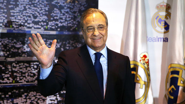 Peres ponovo izabran za predsednika Reala