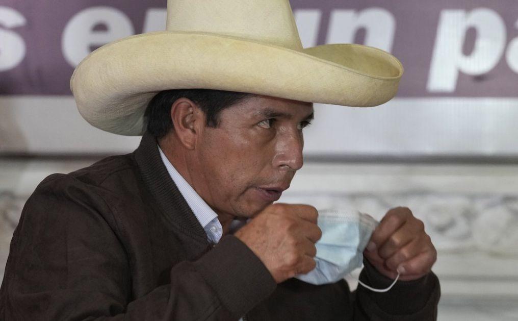 Peru: Kastiljo pobedio na predsedničkim izborima, Fudžimori osporava