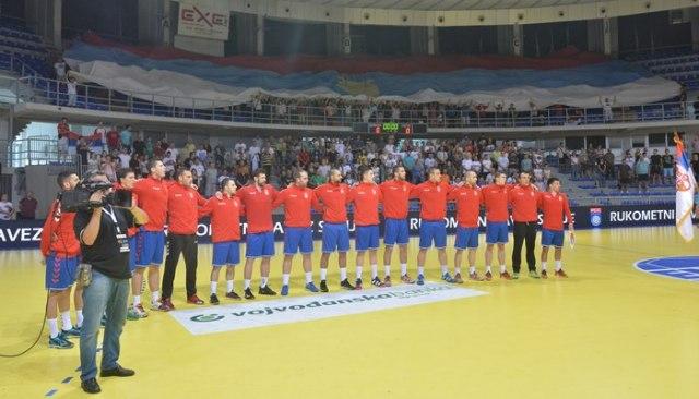 Peruničić objavio spisak za kvalifikacije za Evropsko prvenstvo