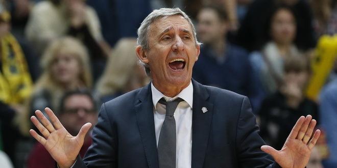 Pešić najbolji trener u Španiji
