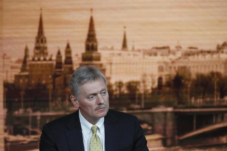Peskov: Sankcije SAD i EU su mešanje u poslove Rusije