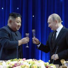 Pet RAZLOGA zašto Kimu treba Putin