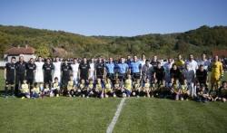 Pet golova Ivanovića, Partizan u osmini finala Kupa