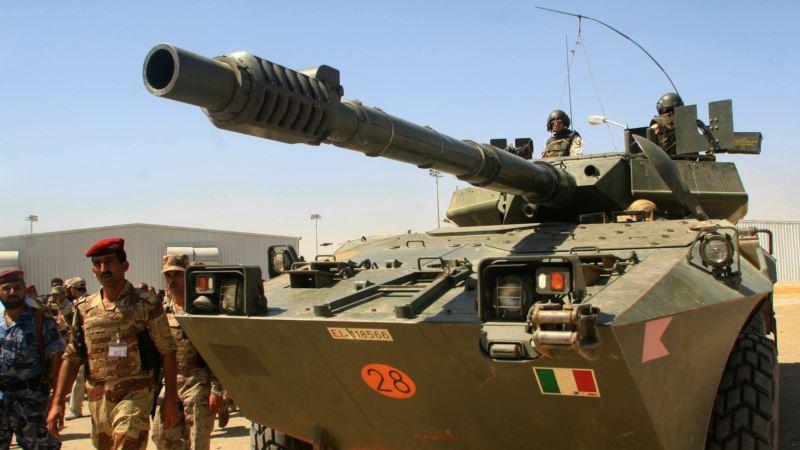 Pet italijanskih vojnika povređeno u eksploziji u Iraku