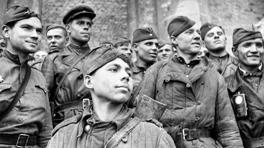 Pet ključnih pobeda Crvene armije u Drugom svetskom ratu