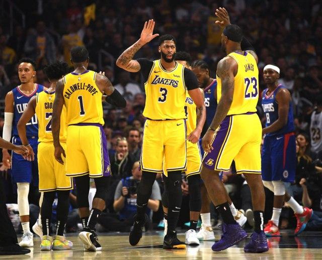Pet najboljih poteza prve NBA noći VIDEO