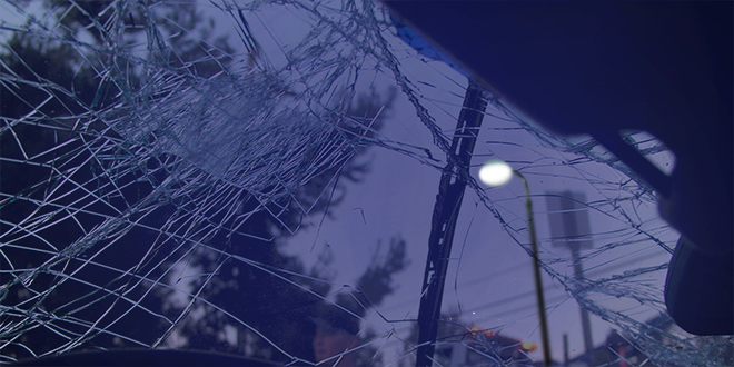 Šest mladića teško povređeno u sudaru u Sremskoj Kamenici