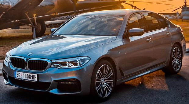 Petica za Desetku - BMW 520d xDrive od 49.990 evra
