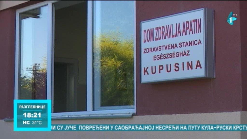 Peticija meštana Kupusine da ambulanta radi pet dana nedeljno