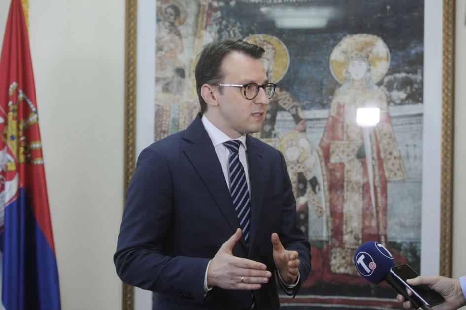 Petković: Isplata pomoći Srbima na Kosovu i Metohiji verovatno u maju