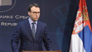 """Petković: Ko je osokolio Haradinaja da preti stvaranjem """"Velike Albanije"""""""