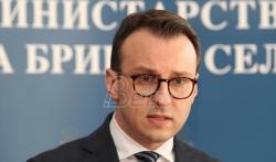 Petković: Namera Hrvatske da instalira vojni kamp na Kosovu je provokacija i pretnja miru