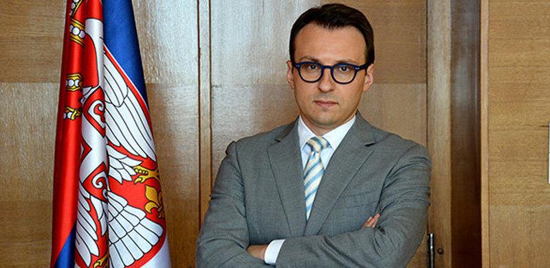 Petković: Premijerka pokazala da je Srbija posvećena dijalogu