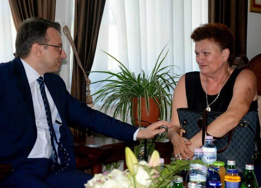 Petković: Tražićemo dodatno obezbeđenje za Dragicu Gašić