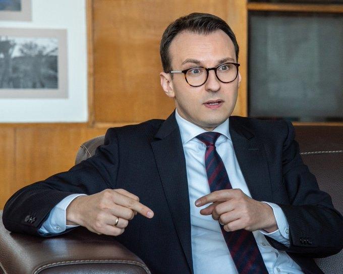 Petković o Kosovu i Metohiji razgovarao sa igumanijom Pećke patrijaršije