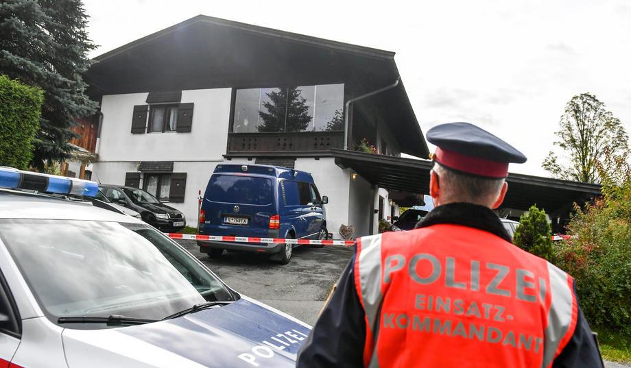 Petostruko ubistvo u Austriji, ubica se predao policiji