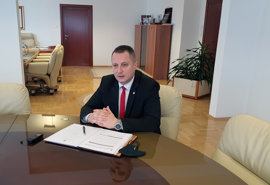 Petričević: Nosilac ekonomskog razvoja je prerađivačka industrija