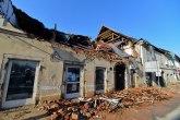 Petrinja: I dalje se pregledaju oštećeni objekti