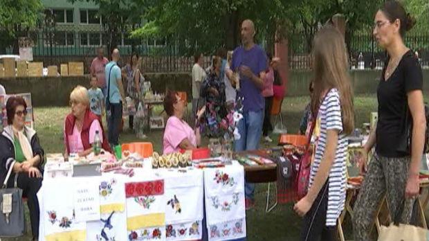 Petrovdanski etno sajam u Jagodina