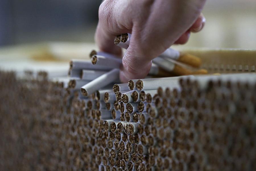 Philip Morris najavljuje prestanak prodaje cigareta u Velikoj Britaniji