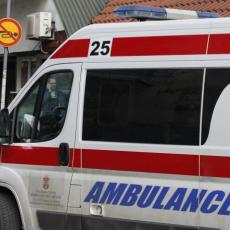 Pijani vozač oborio devojčicu na biciklu u Leskovcu: Dete hitno prevezeno na hirurgiju!