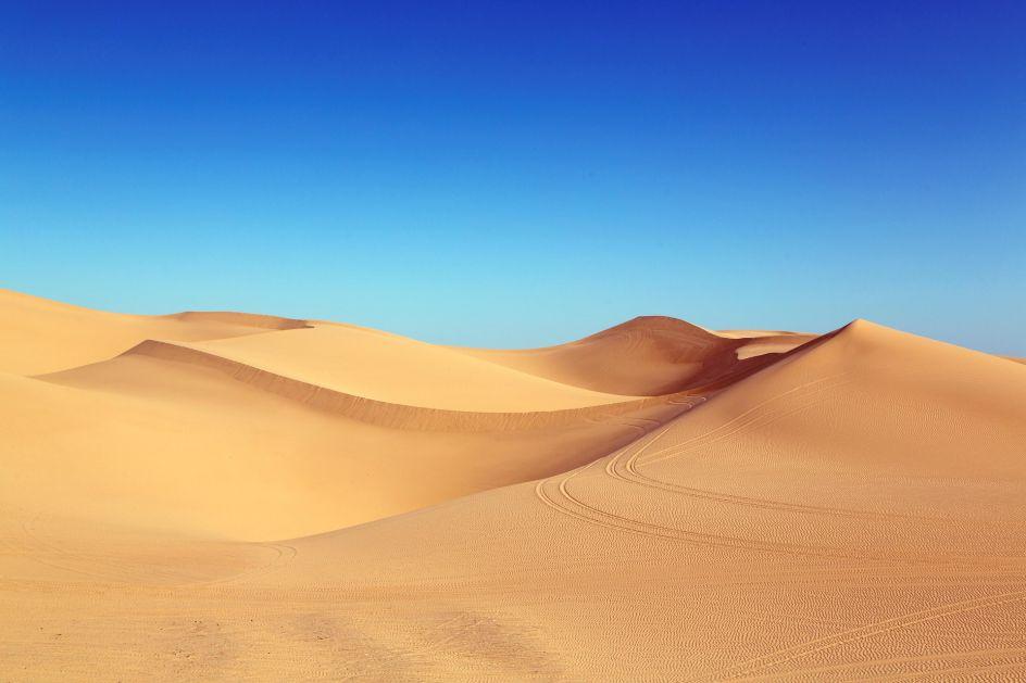 Pijesak bi mogao postati deficitaran resurs?