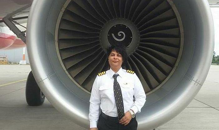 Pilotkinja spasila živote 261 putnika