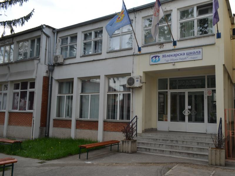 Pirotska Mlekarska škola obeležava 75 godina rada - posebna po svojoj preduzetničkoj delatnosti