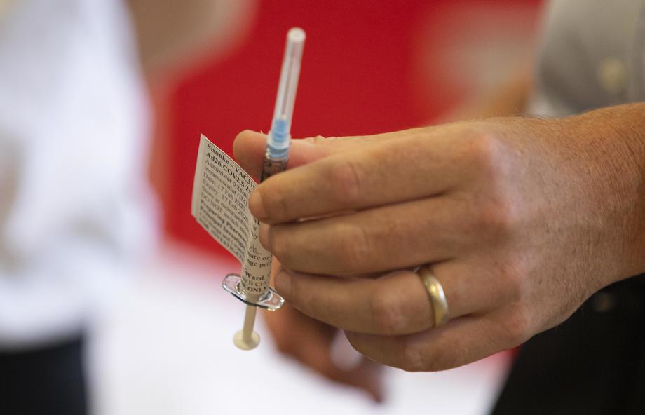 Pismo Bajdenu za odricanje od intelektulnih prava na vakcinu
