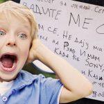 Pismo koje je ovaj dečak 2000. godine poslao roditeljima postalo hit na internetu