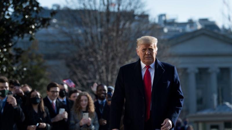Pitanje Trumpovih pomilovanja
