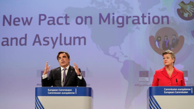 Plan EU za migracije i azil - obavezna solidarnost umesto obaveznih kvota